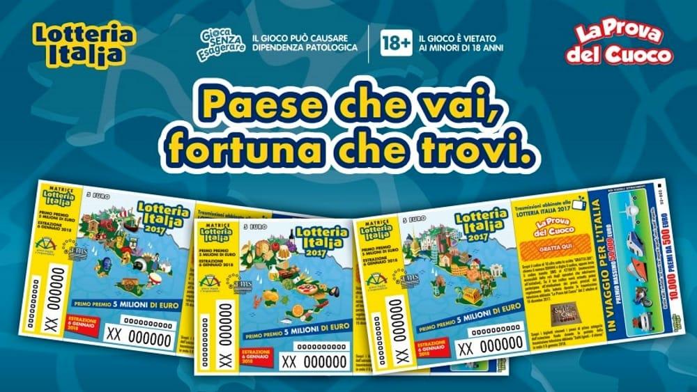 Lotteria Italia online casinò arido