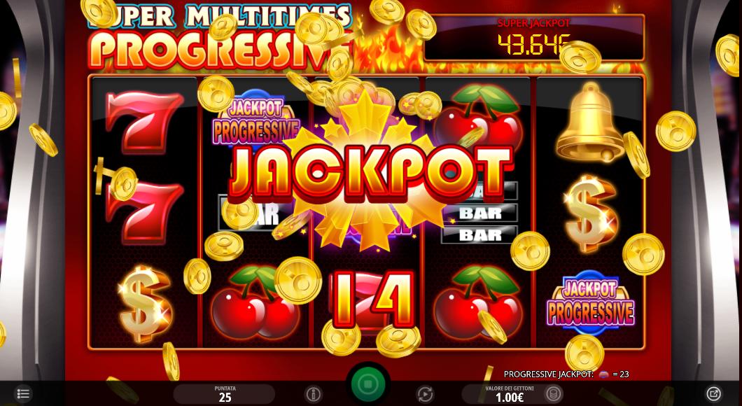 Vinto Jackpot milionario normali