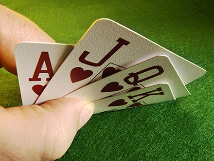 Poker sul telefonino bando