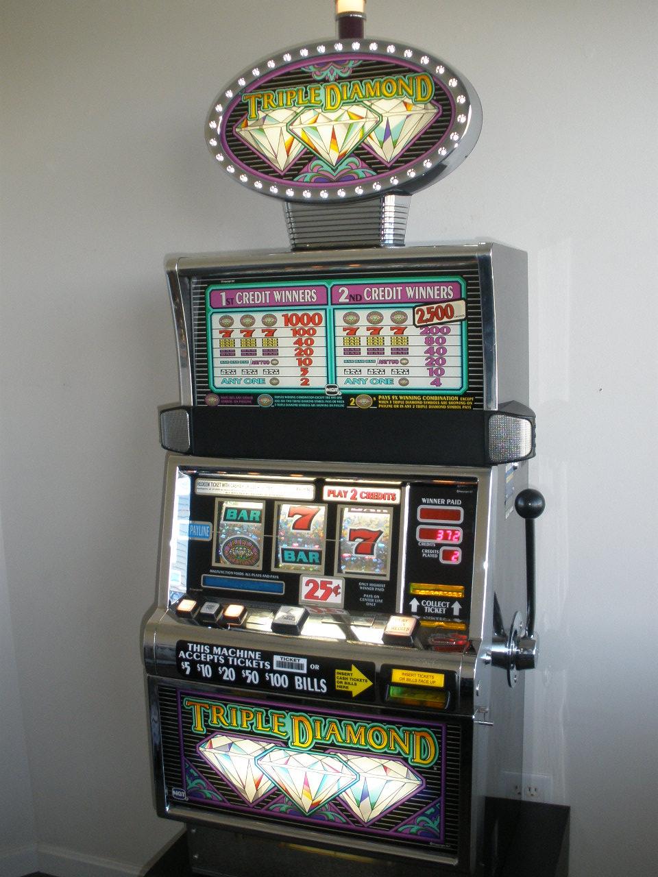 Metodi prelievo slot machine lanzado