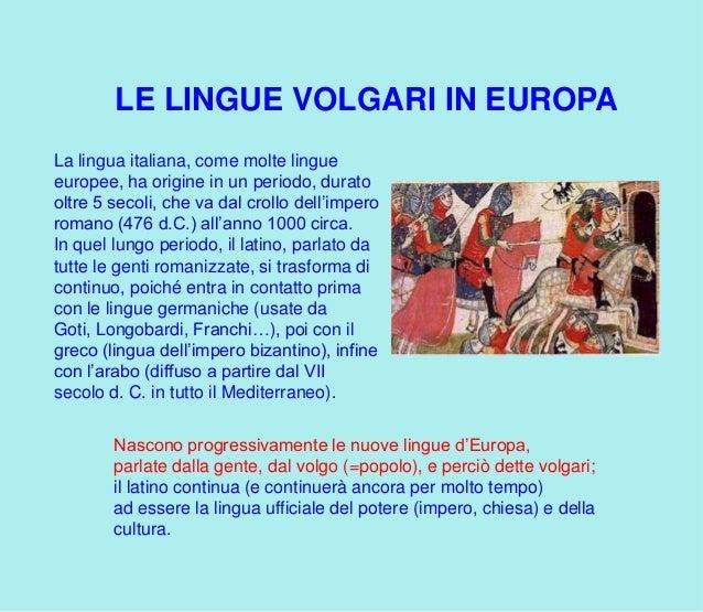 Lingua Italiana in 10390