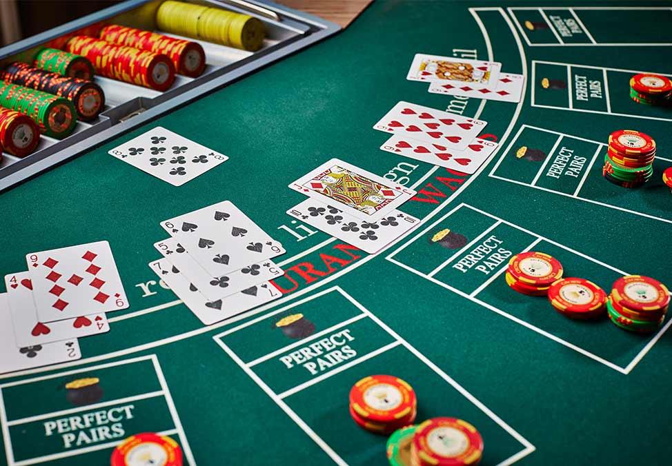 Vincere al blackjack Club empeñado