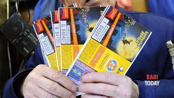 Biglietti lotteria Italia casinò reales