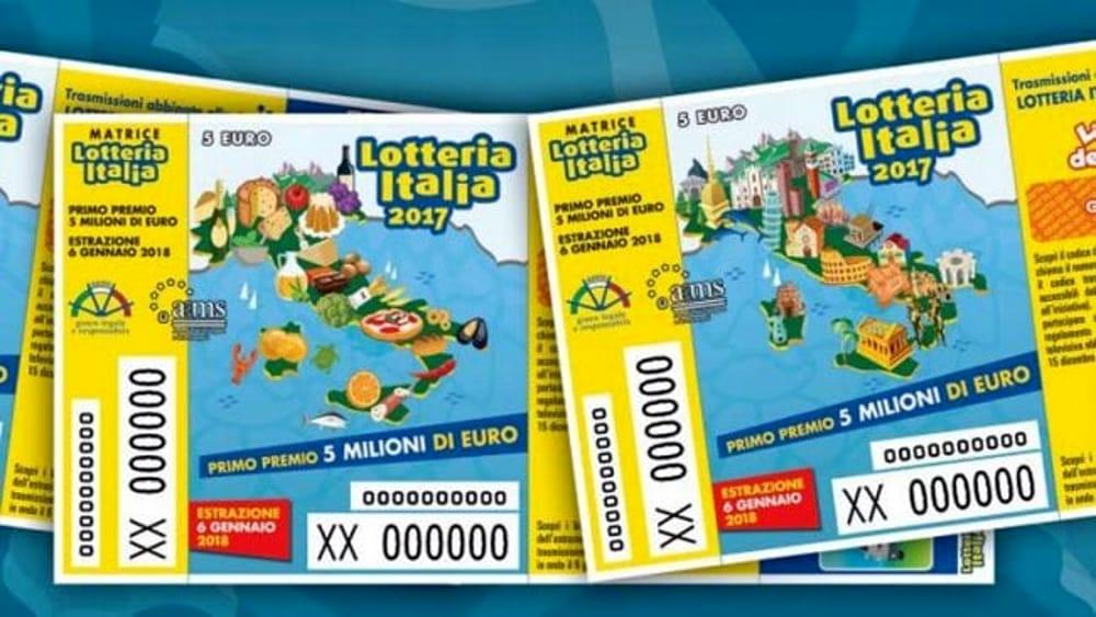 Lotteria Italia Sanremo giallorossa