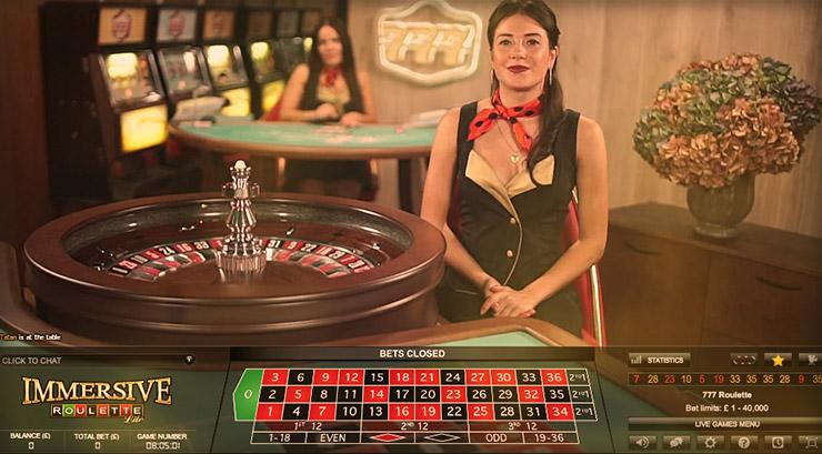 Roulette live casinò terrestri 50151