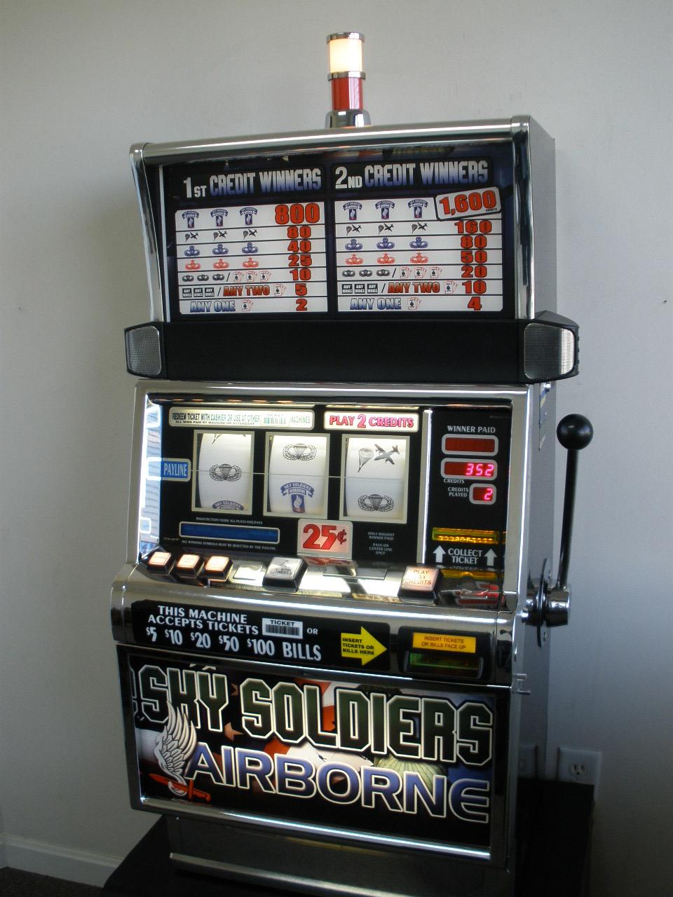 Guida alliscrizione slot machine giocare