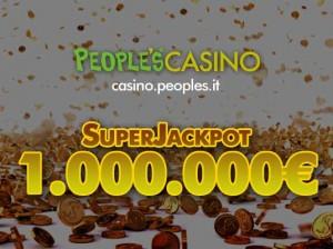 Bingo italiano Challenge Jackpot 75040