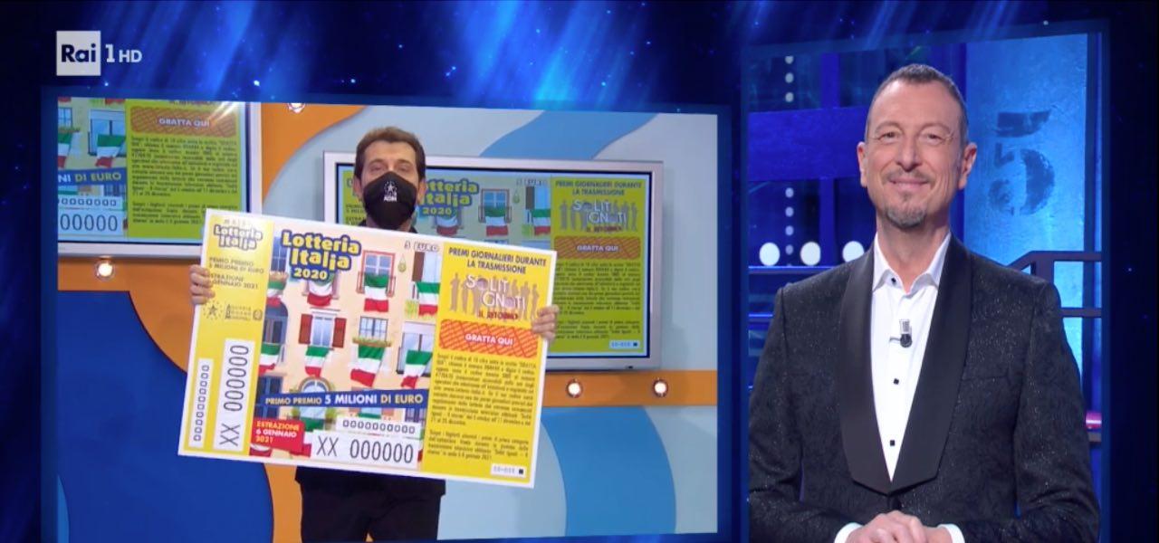 Lotteria Italia Informazioni trovare brucia
