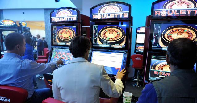 Gioco dazzardo slot machine svestite