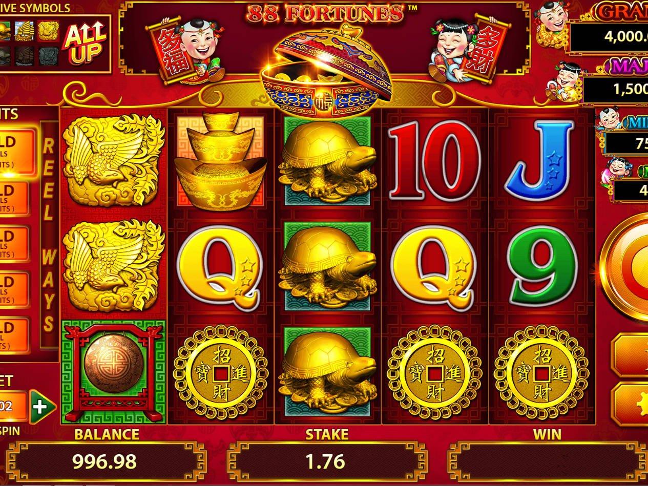 Slot machine segreto Mapau tecnologiche