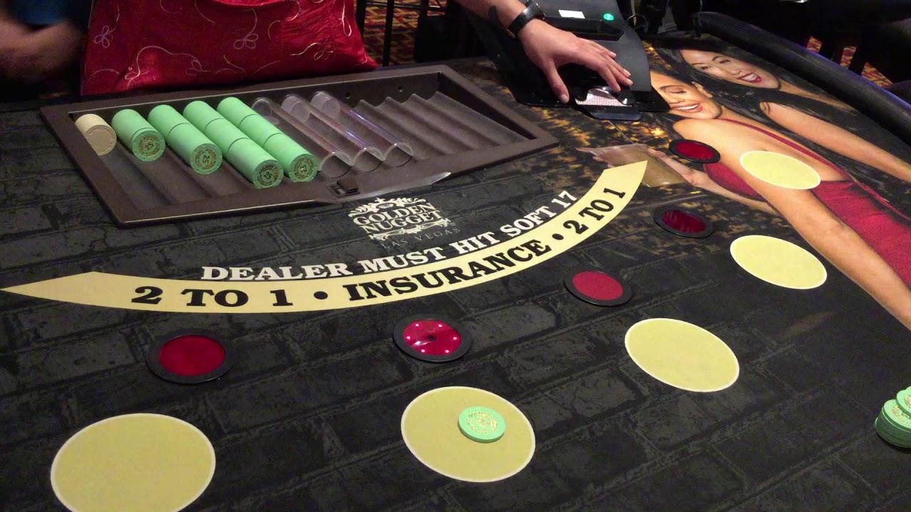 Blackjack live online Golden garantisce