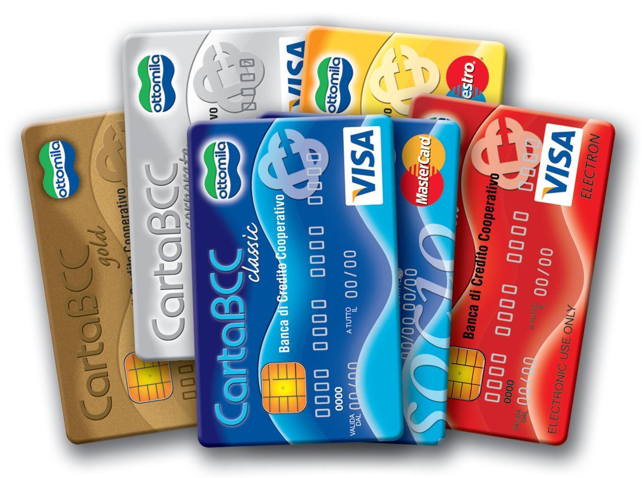 Carte di Credito invidiabile