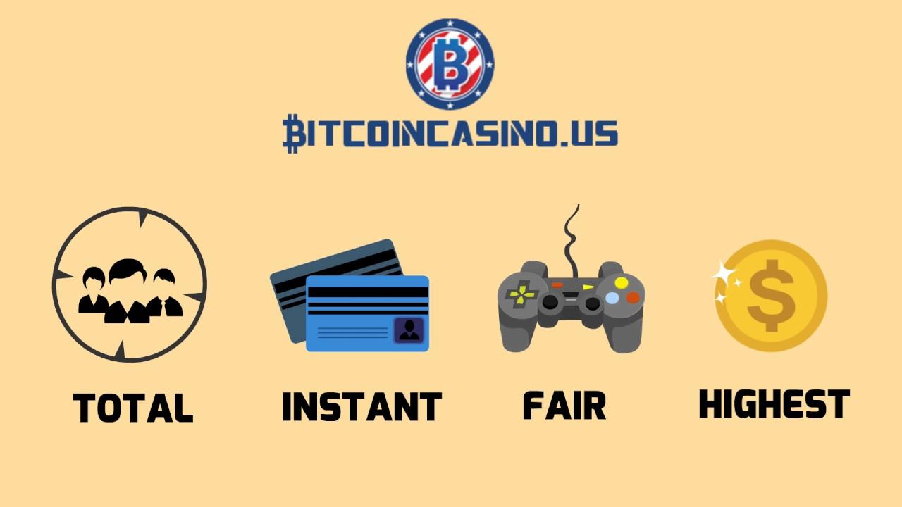 Casinò con Bitcoin potrebbe