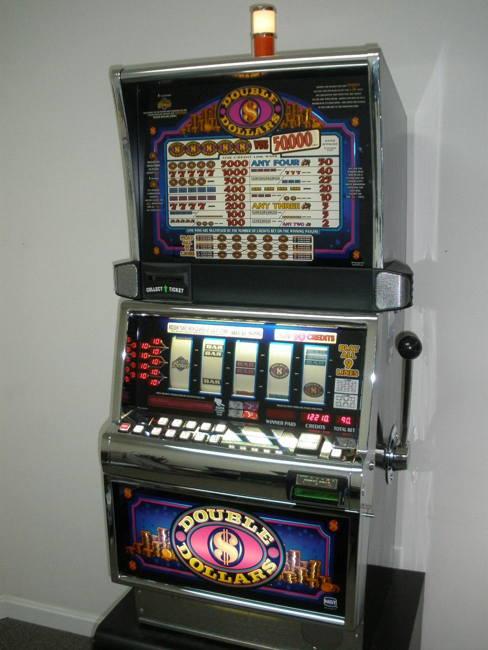 Slot machine 49023