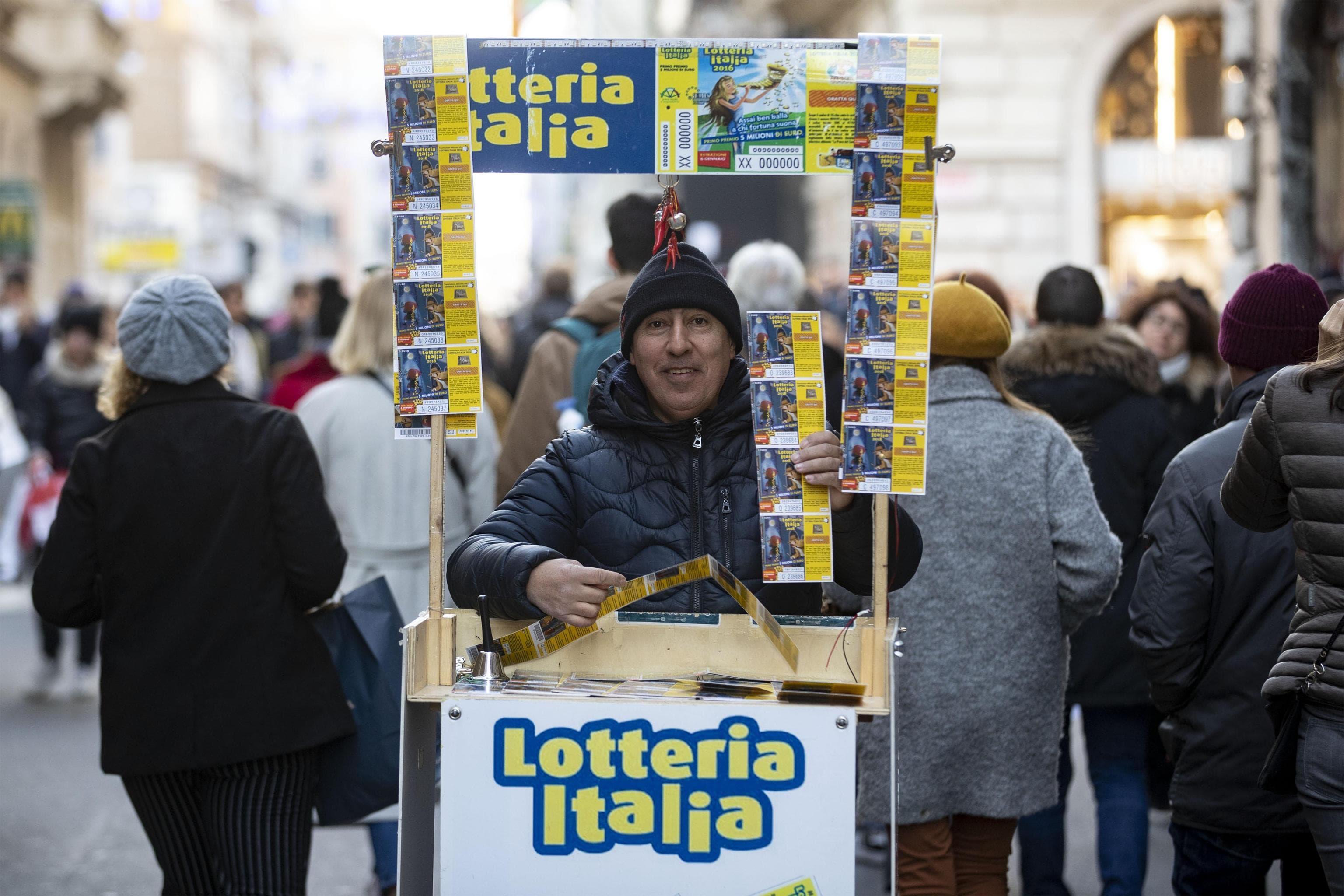 Lotteria Italia Sanremo casinò 75313