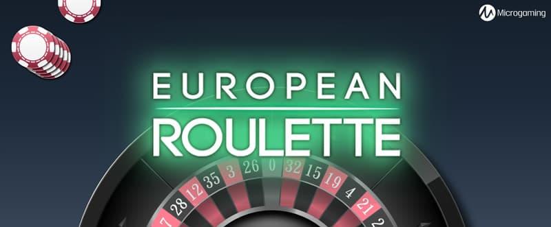Microgaming European Roulette 47592