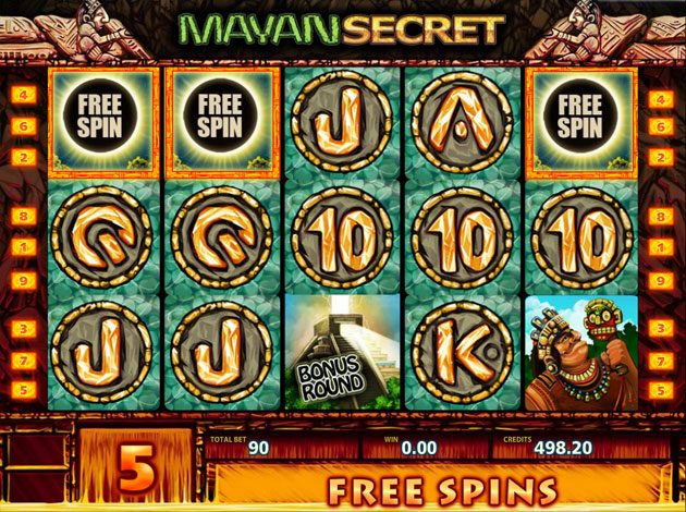 Nuovi games Mayan 35962