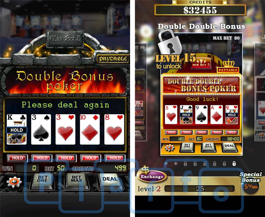 Poker sul telefonino uncut