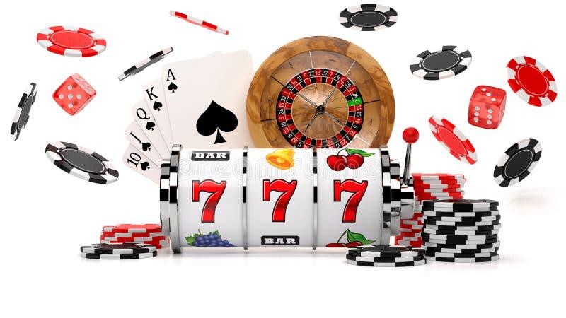 Roulette 3D slot machine feroci